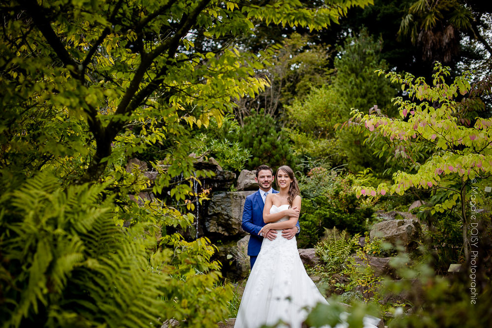S ance couple au jardin des plantes caen sandra et benjamin magalie doisy photographie - Le jardin des plantes caen ...
