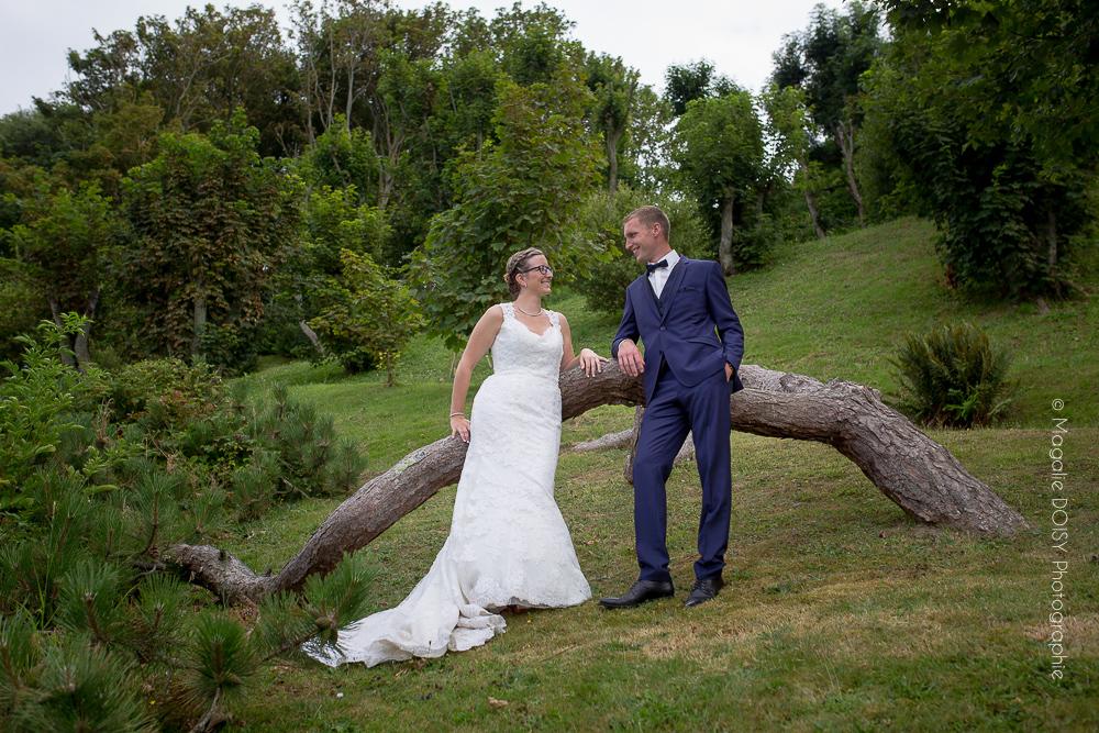 Séance couple à Etretat - Photographe Mariage Normandie