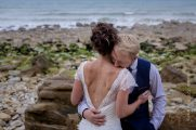 Photographe Mariage Séance couple à la mer