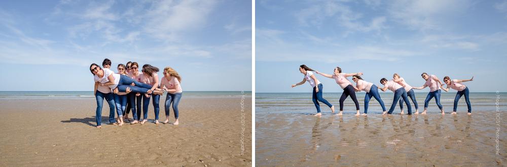 EVJF Ouistreham - Séance photo entre filles